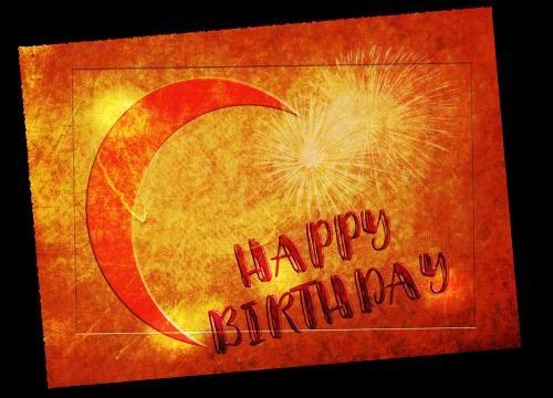 birthday greetings congratulations