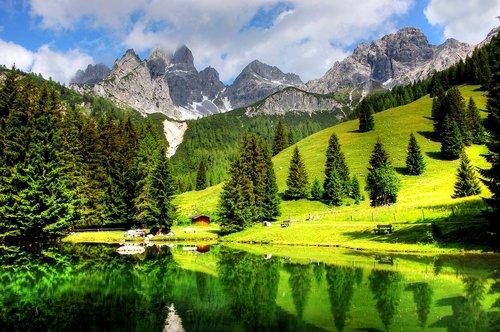 bischofsmütze  dachstein  alpine