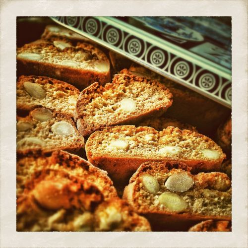 biscotti pastries sweet biscuits