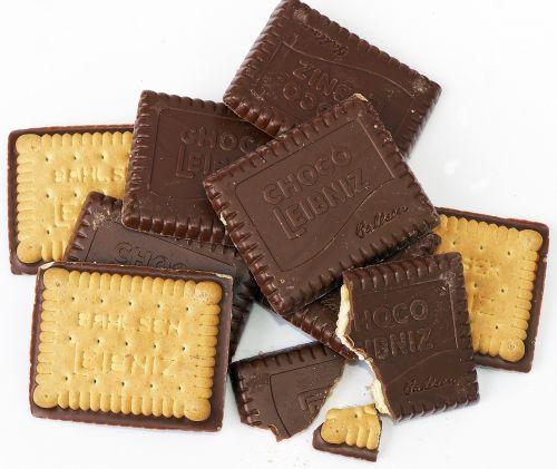 biscuit leibniz chocolate