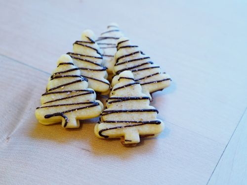 biscuit christmas cookie delicious
