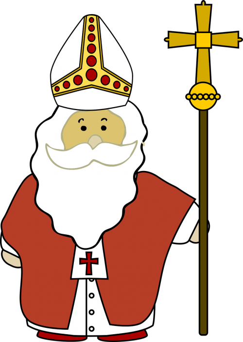 bishop christmas nicholas