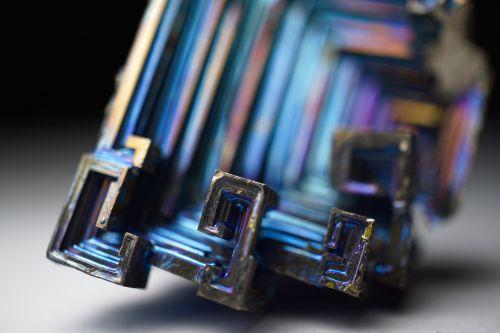 bismuth bismuth crystal tint