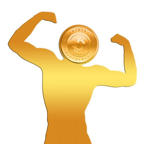 bitcoin coin strength