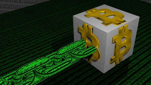 bitcoin btc block chain
