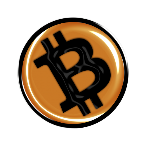 bitcoin blockchain transparent background