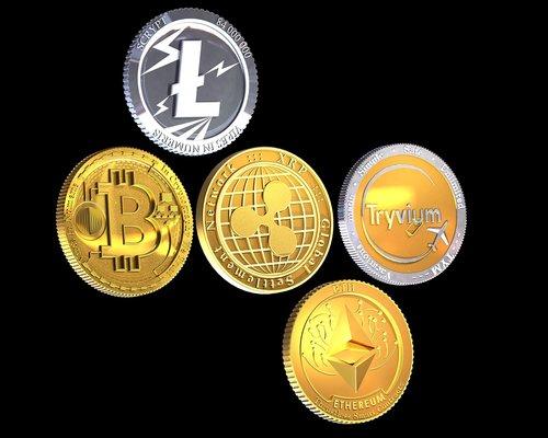 bitcoin  litecoin  money