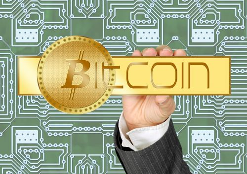 bitcoin crypto-currency currency