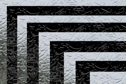 black white lines