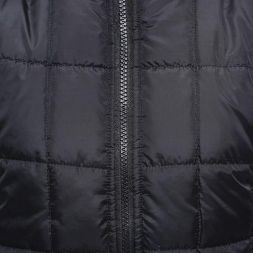 black close-up fabric