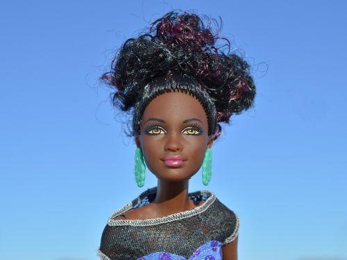 black african-american african