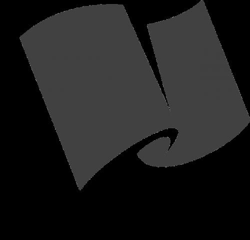 black black flag flag