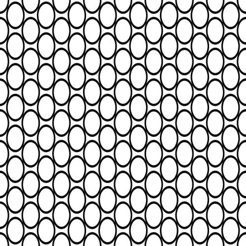 black pattern halftone