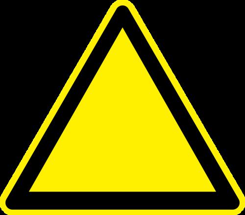 black yellow safety