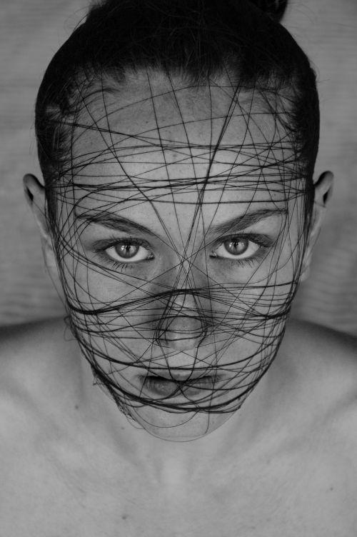 face model eye