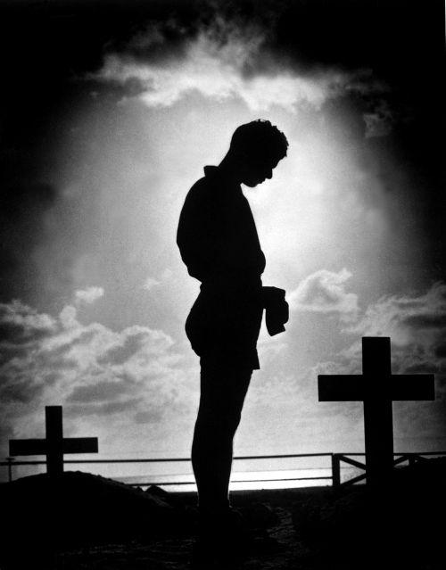 black and white 1944 world war ii