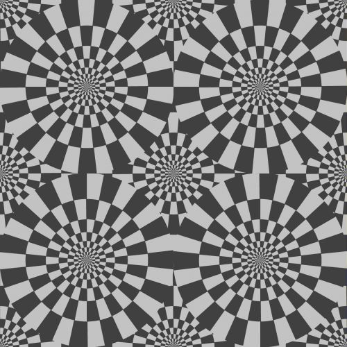 Black Checkerboard