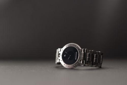 black face watch designer fashion