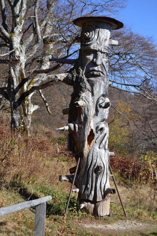 black forest sculpture schauinsland
