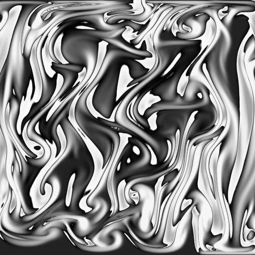 Black Liquid Lines