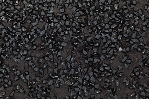 Black Road Surface