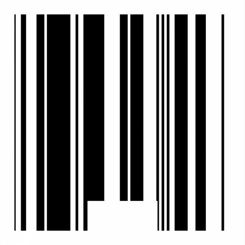 Black White Bar Code