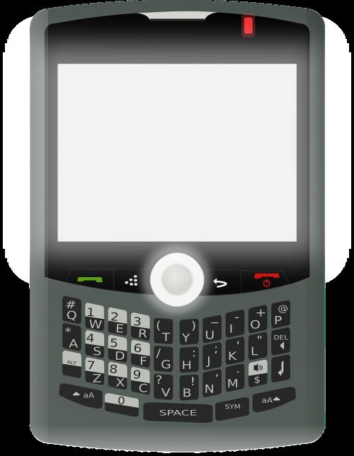 blackberry cellphone phone