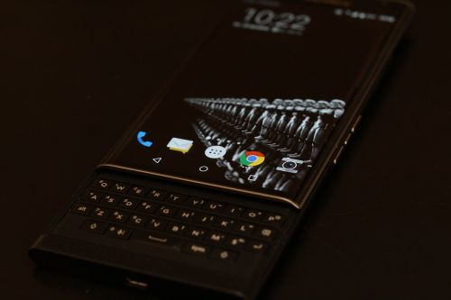 blackberry priv mobile phone
