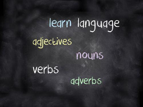 blackboard learn language