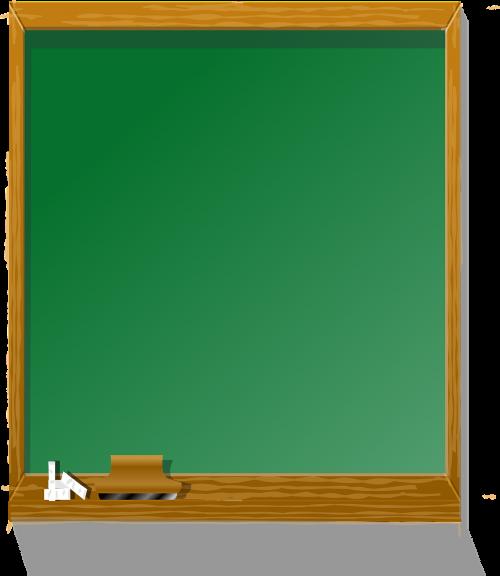 blackboard chalkboard education