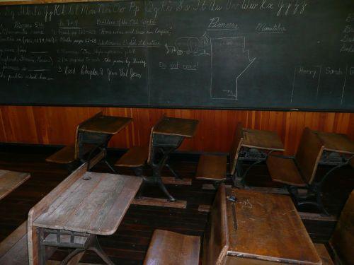 blackboard classroom steinbach