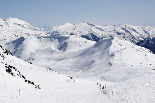 blackcomb whistler mountain