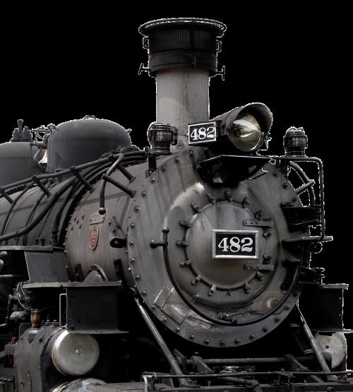 blackjack old locomotive
