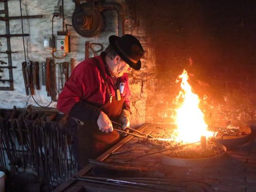 blacksmith museum smithy