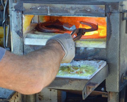 blacksmith marechal ferrand iron
