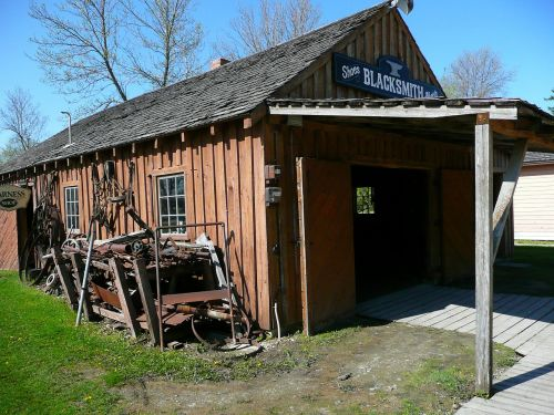 blacksmith shop steinbach