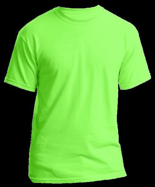 blank tshirt front