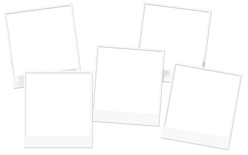 blank photo frames transparent background blank frames alpha channel