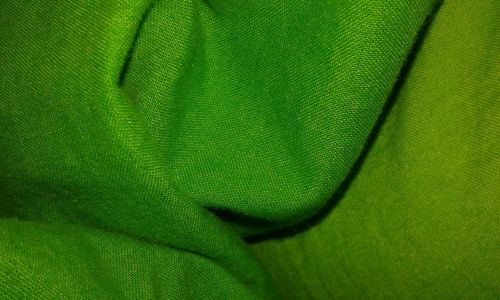 blanket green sample