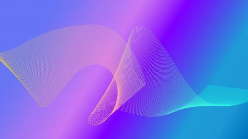 blend screen saver colorful