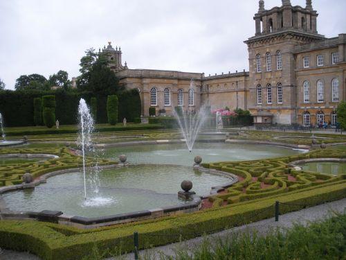 blenheim palace great britain