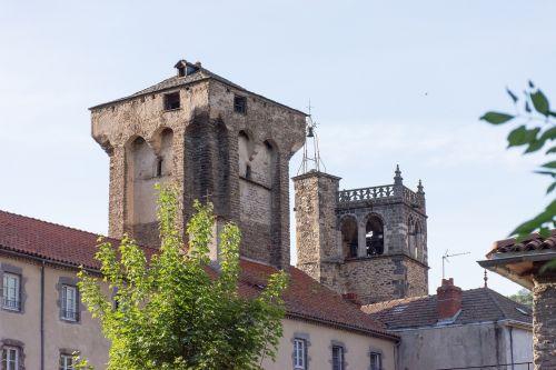 blesle auvergne castle