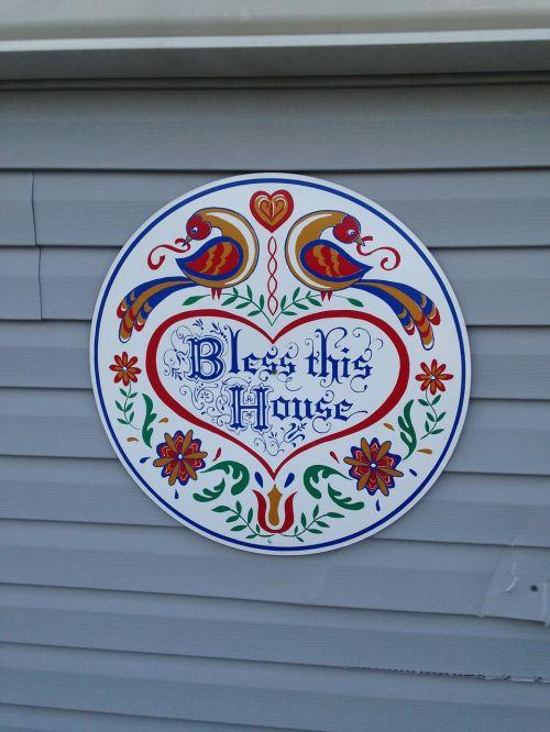 bless this house pa dutch pennsylvania dutch