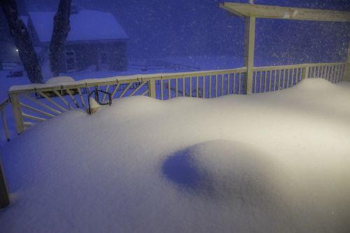 blizzard boston snow