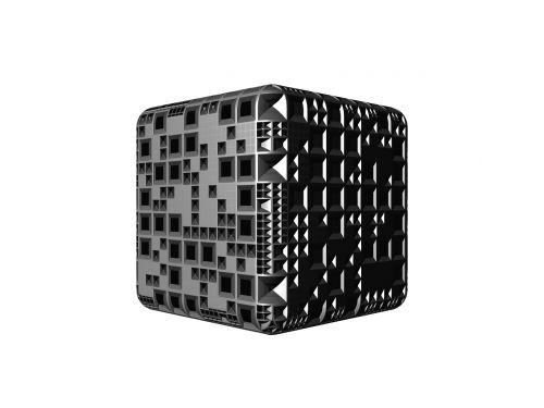 block techno cubes