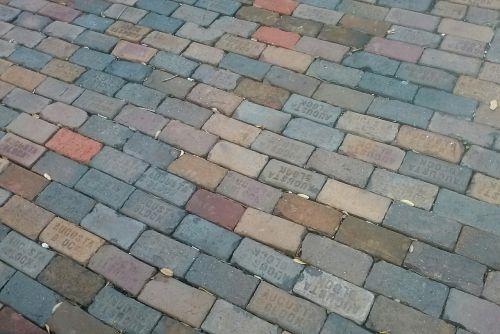 block bricks abstract