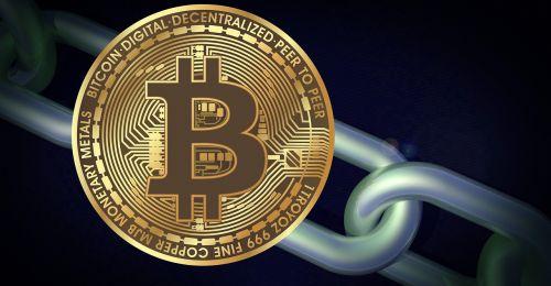 blockchain bitcoin currency
