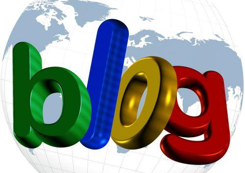 blog blogging leave