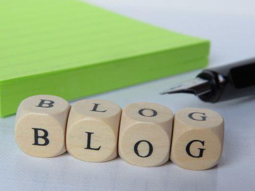 blog blogging wordpress