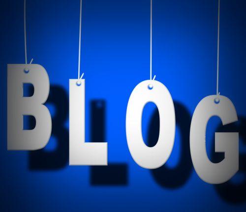 blogging blog background